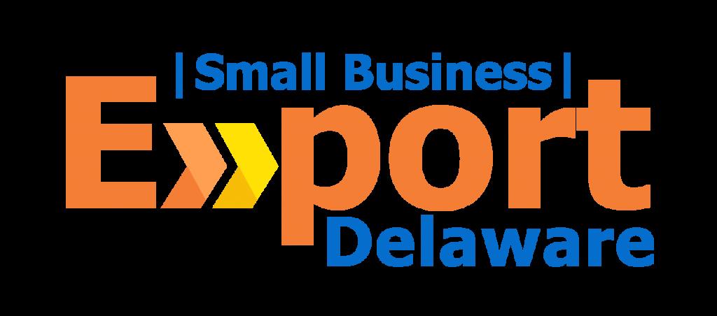 Small Business Export Delaware Logo